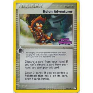 Holon Adventurer - 85/110 (Reverse Foil)