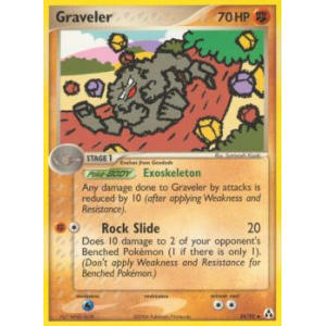 Graveler - 34/92
