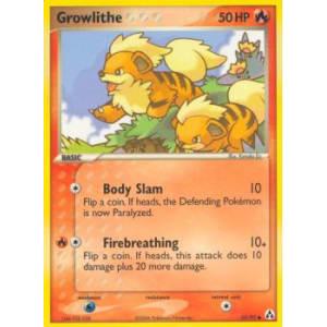 Growlithe - 55/92