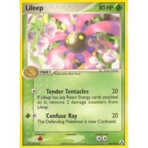 Lileep - 56/92