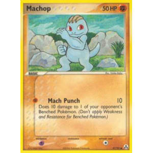 Machop - 57/92