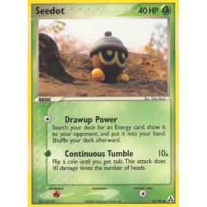 Seedot - 61/92
