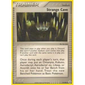 Strange Cave - 77/92