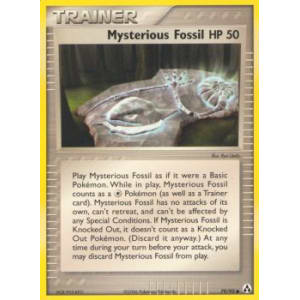Mysterious Fossil - 79/92