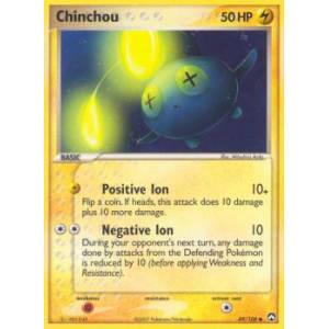 Chinchou - 49/108