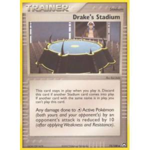 Drake's Stadium - 72/108