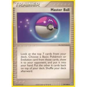 Master Ball - 78/108