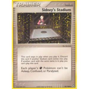 Sidney's Stadium - 82/108