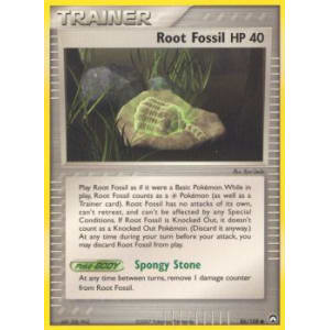 Root Fossil - 86/108