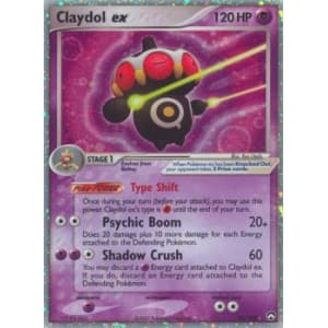 Claydol ex - 93/108