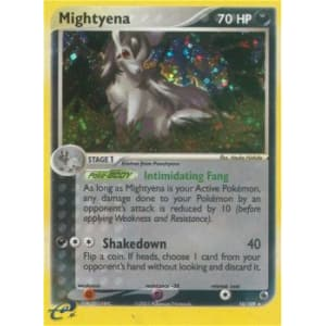 Mightyena - 10/109