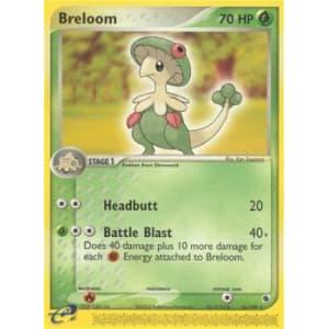 Breloom - 16/109