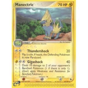 Manectric - 39/109