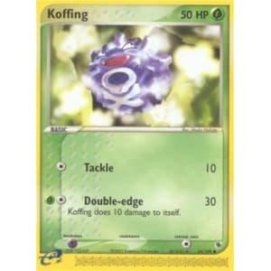 Koffing - 54/109