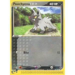 Poochyena - 63/109