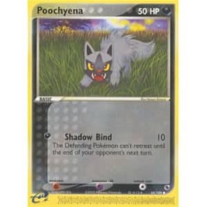Poochyena - 65/109