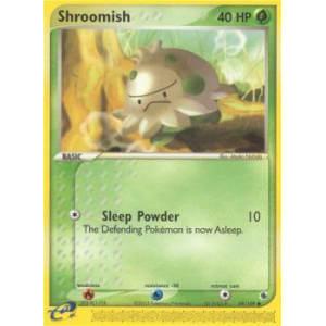 Shroomish - 69/109