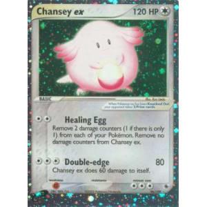 Chansey ex - 96/109