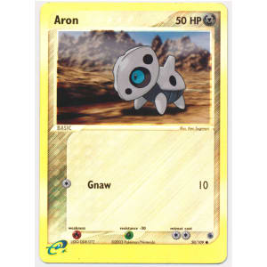 Aron - 50/109 (Reverse Foil)