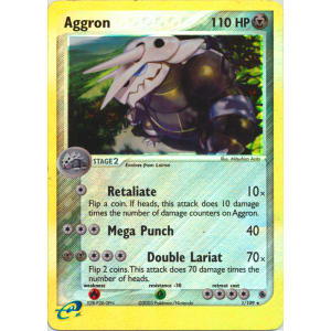 Aggron - 1/109 (Reverse Foil)