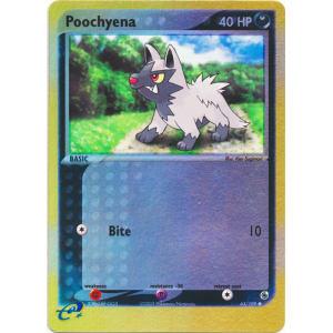Poochyena - 63/109 (Reverse Foil)