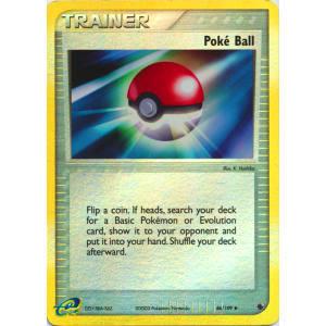 Poke Ball - 86/109 (Reverse Foil)