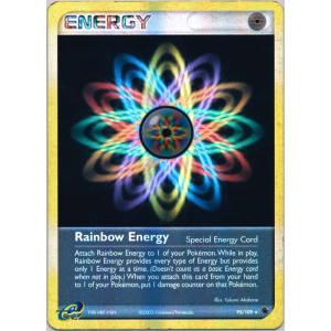 Rainbow Energy - 95/109 (Reverse Foil)
