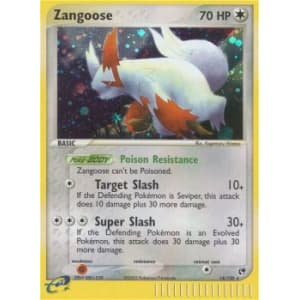 Zangoose - 14/100