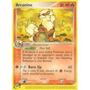 Arcanine - 15/100
