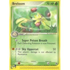 Breloom - 33/100