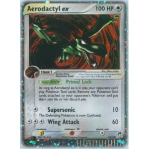 Aerodactyl ex - 94/100