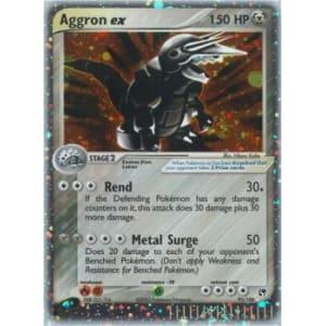 Aggron ex - 95/100