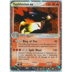 Typhlosion ex - 99/100