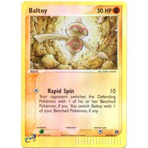 Baltoy - 32/100 (Reverse Foil)