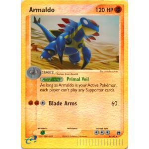 Armaldo - 1/100 (Reverse Foil)