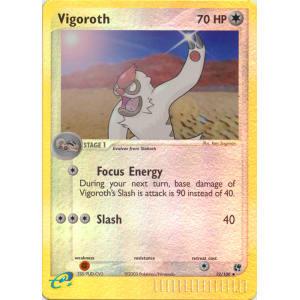 Vigoroth - 52/100 (Reverse Foil)