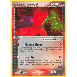 Team Magma's Torkoal - 12/95