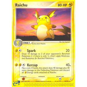 Raichu - 13/95