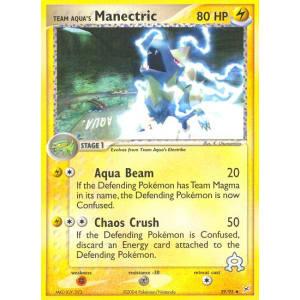 Team Aqua's Manectric - 29/95