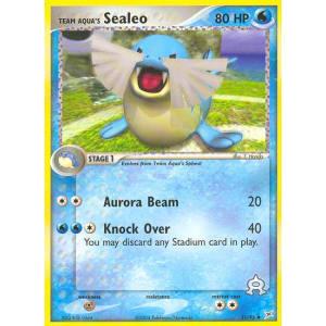 Team Aqua's Sealeo - 31/95