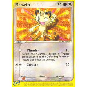 Meowth - 42/95