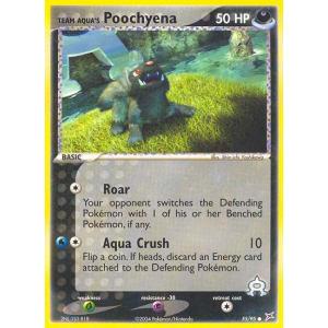 Team Aqua's Poochyena - 55/95