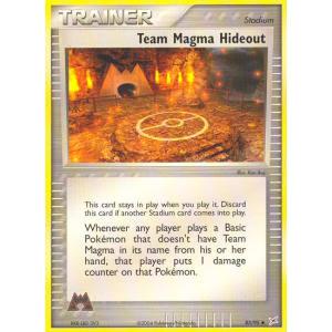 Team Magma Hideout - 83/95