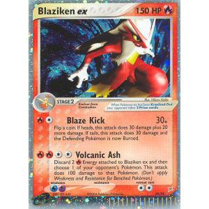 Blaziken ex - 89/95