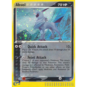 Absol - 96/95