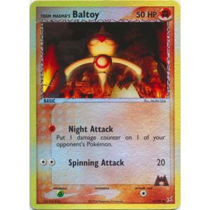 Team Magma's Baltoy - 61/95 (Reverse Foil)