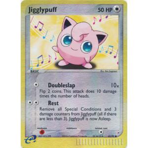 Jigglypuff - 41/95 (Reverse Foil)