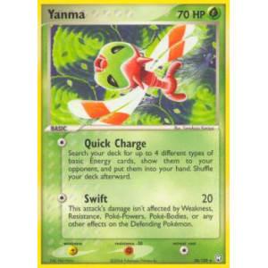 Yanma - 28/109