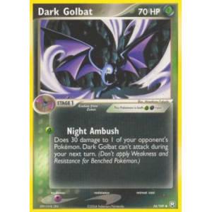 Dark Golbat - 34/109