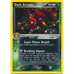 Dark Ariados - 30/109 (Reverse Foil)